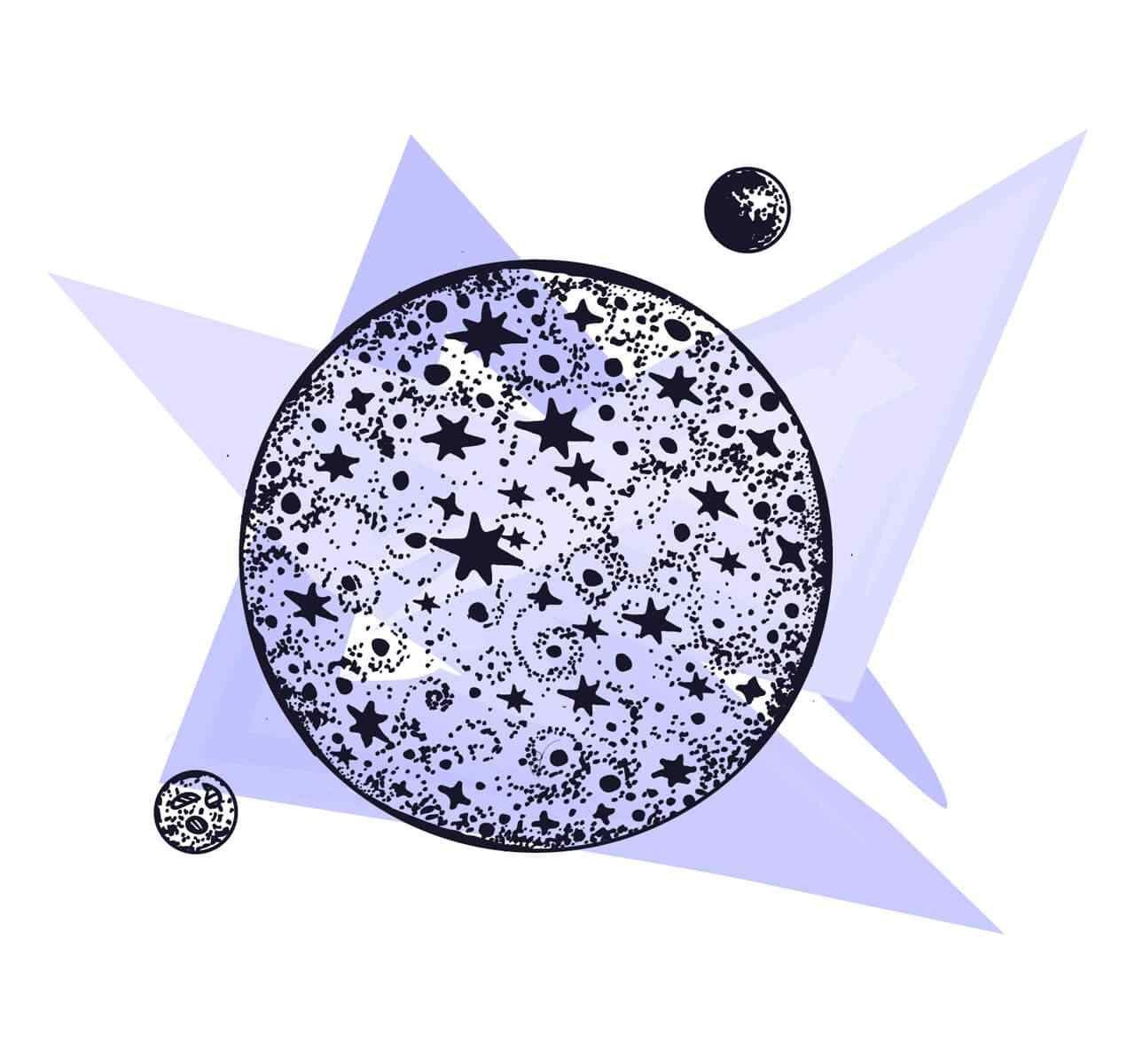 L'Importanza della Luna in Astrologia